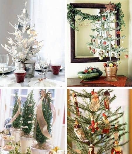 tabletop-christmas-trees