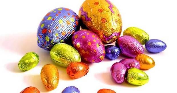 Πασχαλινά δώρα - Το σοκολατένιο αυγό