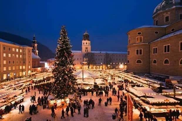 Χριστούγεννα στην Αυστρία