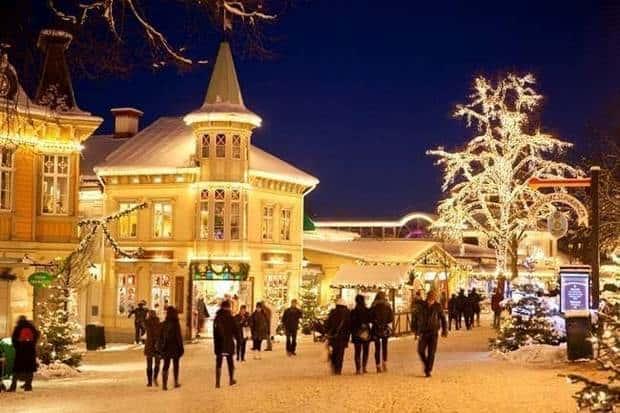 Χριστούγεννα στην Σουηδία